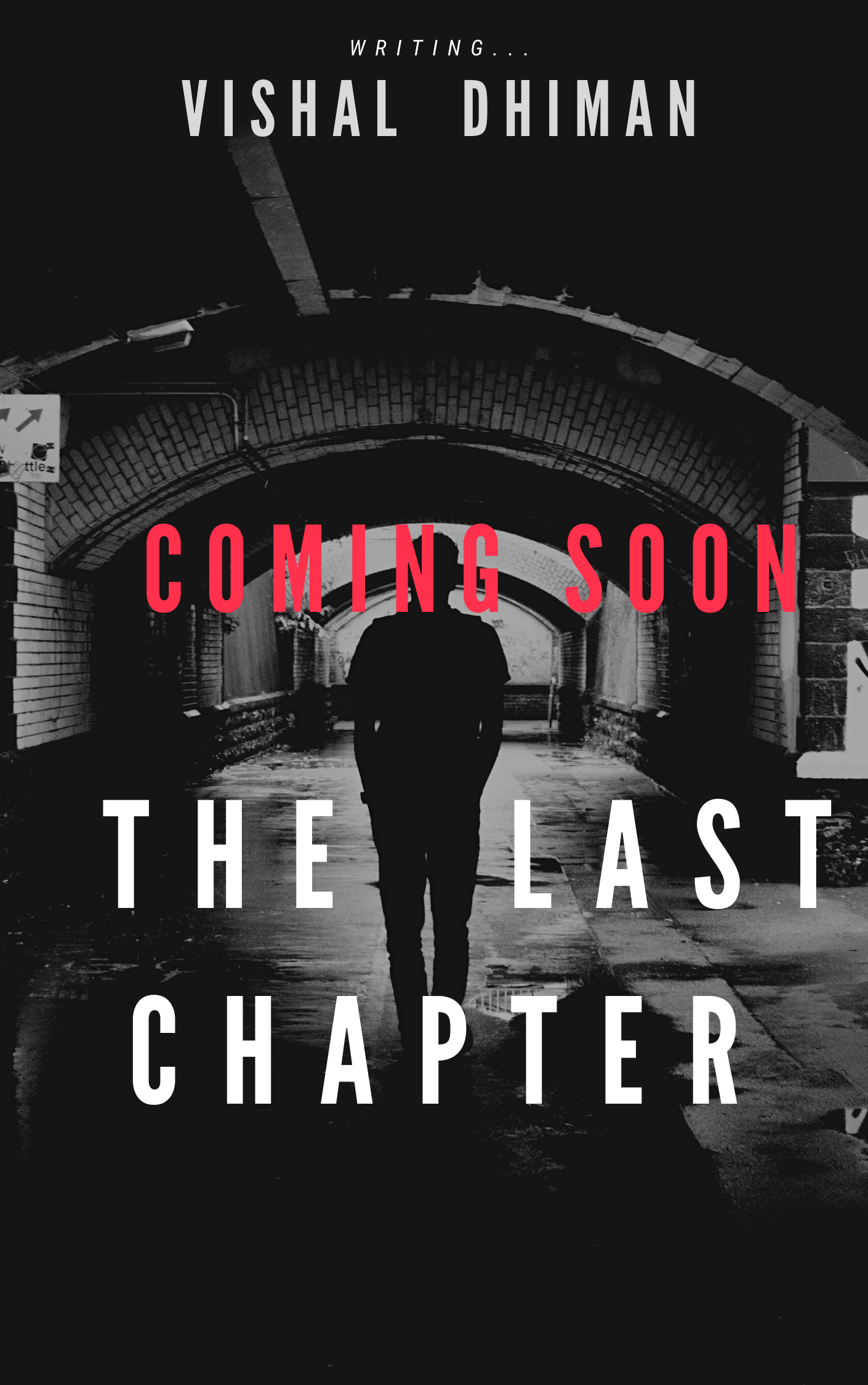 The last chapter- Cover page